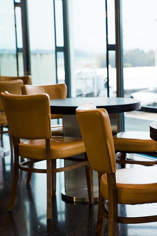 billiga cafe & restaurangstolar